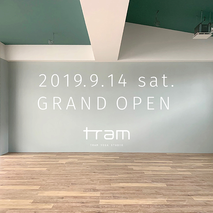 TRAM yoga studio